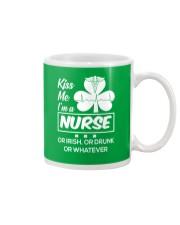 Kiss me - I'm a Nurse Mug thumbnail