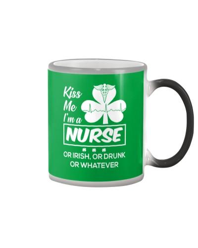 Kiss me - I'm a Nurse