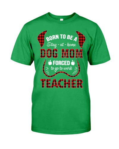 Christmas Teacher - Stay at home Dog Mom