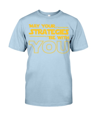 Teacher - May your strategies be with you