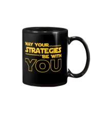 Teacher - May your strategies be with you Mug thumbnail