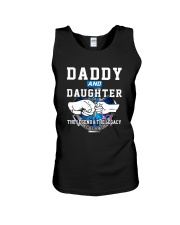 Daddy and Daughter - The Legend and The Legacy EMS Unisex Tank thumbnail