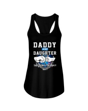Daddy and Daughter - The Legend and The Legacy EMS Ladies Flowy Tank thumbnail