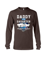 Daddy and Daughter - The Legend and The Legacy EMS Long Sleeve Tee thumbnail