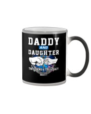 Daddy and Daughter - The Legend and The Legacy EMS Color Changing Mug thumbnail