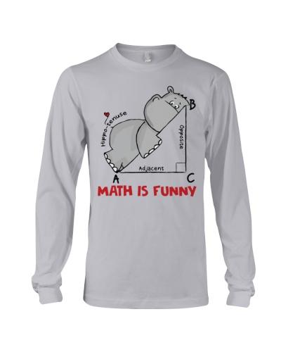 Math Teacher - Math is Funny