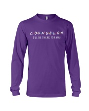 Counselor - I'll be there for you Long Sleeve Tee thumbnail