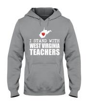 Teacher - Stand with West Virginia Teachers Hooded Sweatshirt thumbnail