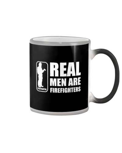 Firefighter - Real Men