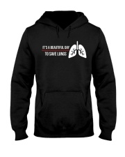 Respiratory Therapist - Saves Lung Hooded Sweatshirt thumbnail
