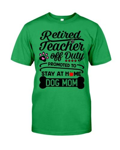 Retired Teacher - Stay at home Dog Mom