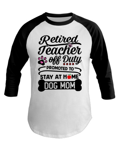 Retired Teacher - Stay at home Dog Mom