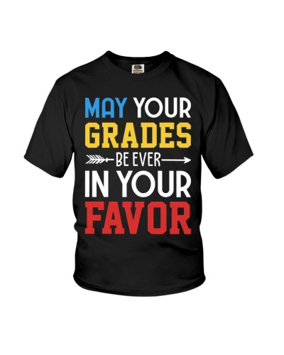 Teacher - State Testing May Your Grades