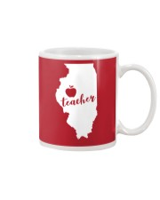 Illinois Teacher - Map Mug thumbnail