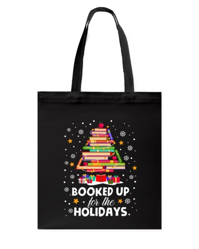 Librarian - Booked - Christmas