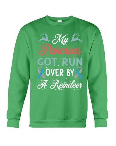 Diabetes - Christmas - Pancreas got run