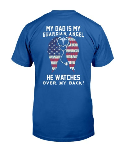 Nurse - My Dad is My Guardian Angel