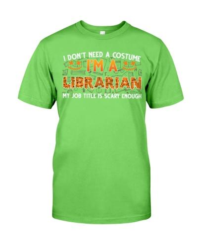 Librarian - I'm A Librarian