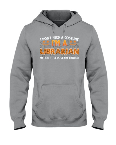 Librarian - I'm A Librarian