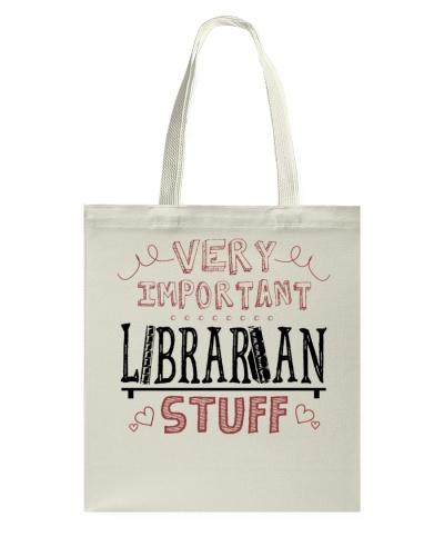 Librarian Stuff