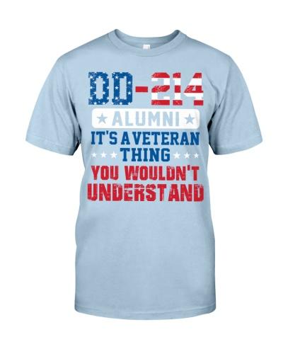 Veteran - DD 214