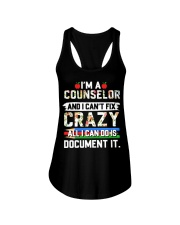 Counselor - Document It Ladies Flowy Tank thumbnail