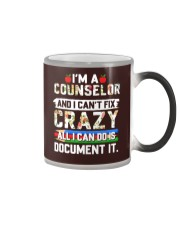 Counselor - Document It Color Changing Mug thumbnail