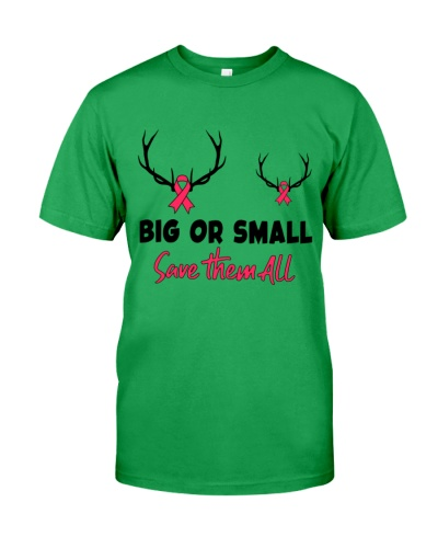 Breast Cancer - Big or small - Save