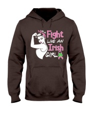 Fight Like An Irish Girl Hooded Sweatshirt thumbnail