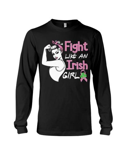 Fight Like An Irish Girl