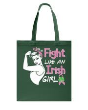 Fight Like An Irish Girl Tote Bag thumbnail