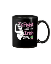 Fight Like An Irish Girl Mug thumbnail