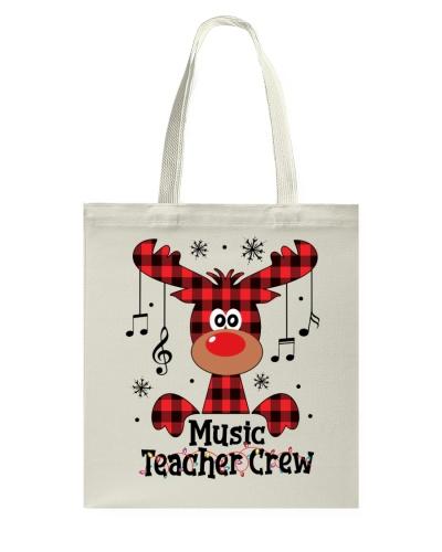 Music Teacher Crew - Reindeer