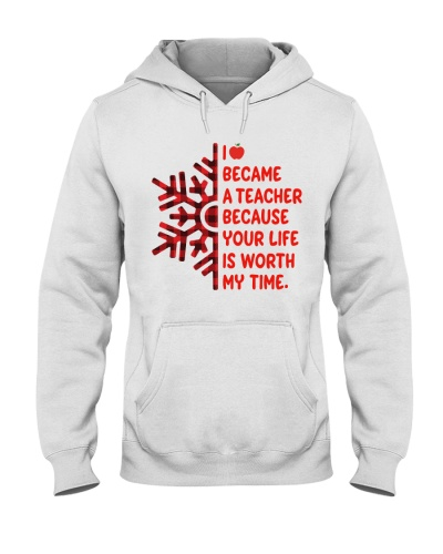 Christmas Teacher - Your Life Is Worth My Time