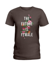 The Future is Female Ladies T-Shirt thumbnail