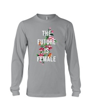 The Future is Female Long Sleeve Tee thumbnail