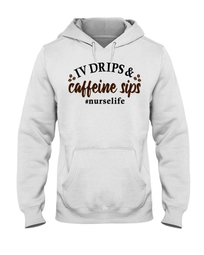 Nurse - IV Drips And Caffeine Sips