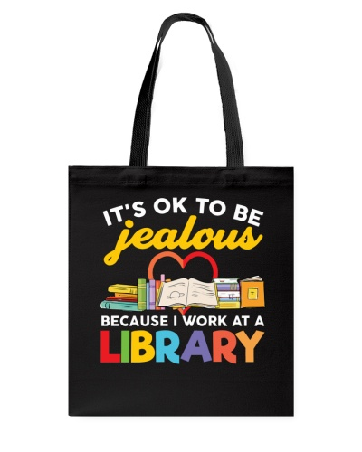 Librarian - It's Ok to be Jealous