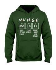 Nurse Mother - High Melting Point Hooded Sweatshirt thumbnail