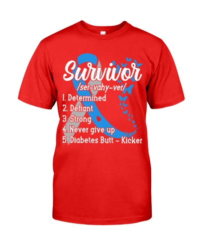 Diabetes - Survivor