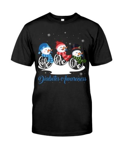 Diabetes - Hope - Love - Cure - Christmas Gift