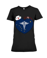 Nurse - National Nurse Week for Alaska Premium Fit Ladies Tee thumbnail