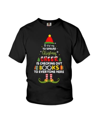 Librarian - Spread Christmas Cheer