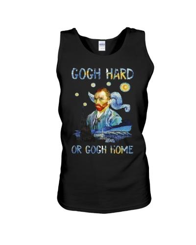 Art - Gogh Hard or Gogh Home