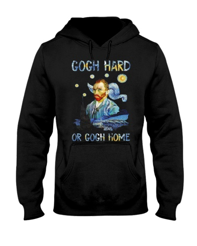 Art - Gogh Hard or Gogh Home