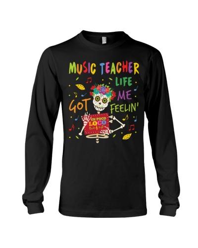 Music Teacher - Life got me feelin'