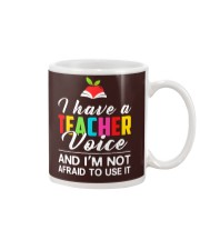 Teacher Voice Mug thumbnail