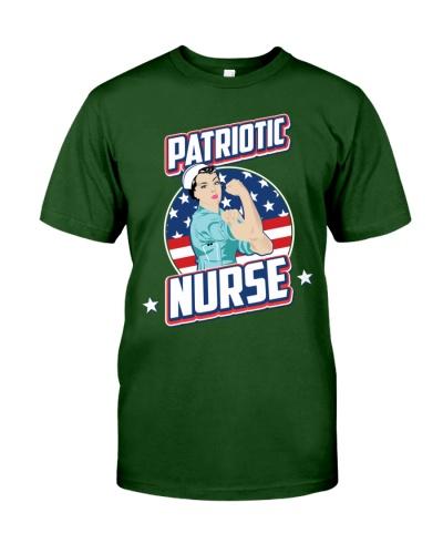 Patriotic Nurse