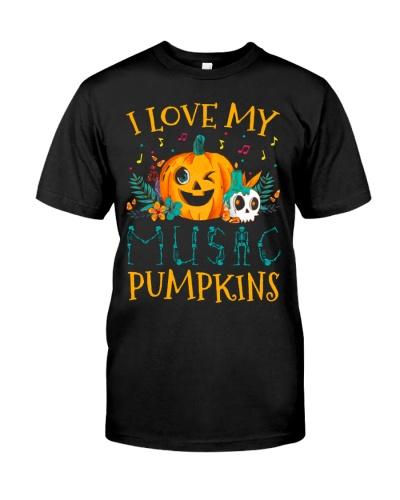 Music Teacher - Music Pumpkins