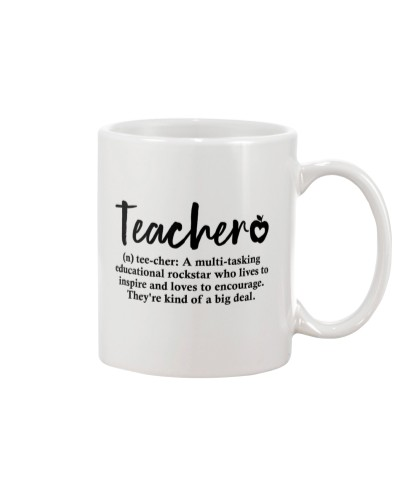 Teacher - Definition